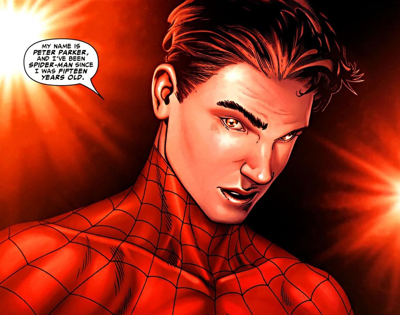 Resultado de imagem para spider man identity revealed