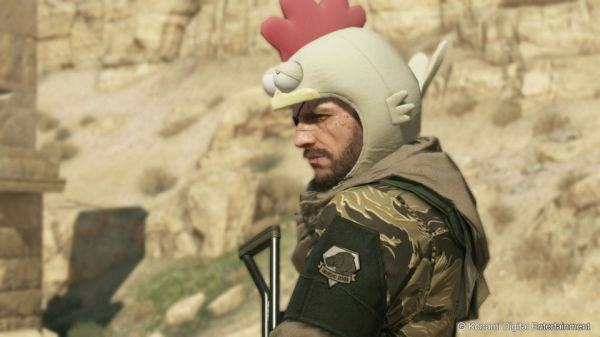 If you keep failing missions, you can wear a chicken hat so the enemies don't see you. I only had to take that step once, I swear.