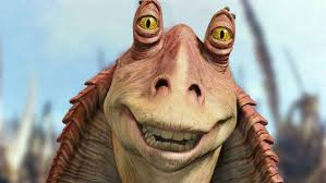 Jar Jar Binks. The character that nearly derailed an entire franchise.