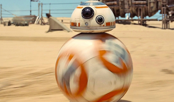 BB-8 is surprisingly awesome