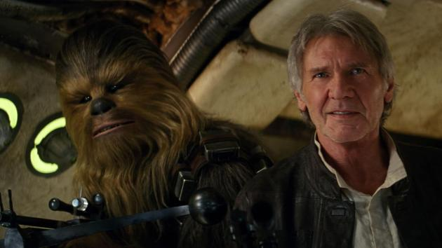 People talk about how great Harrison Ford looks, but Chewbacca aged considerably better