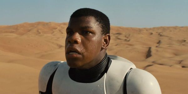 If you were hoping for an explanation as to why Finn is sweaty in all the previews, don't get your hopes up