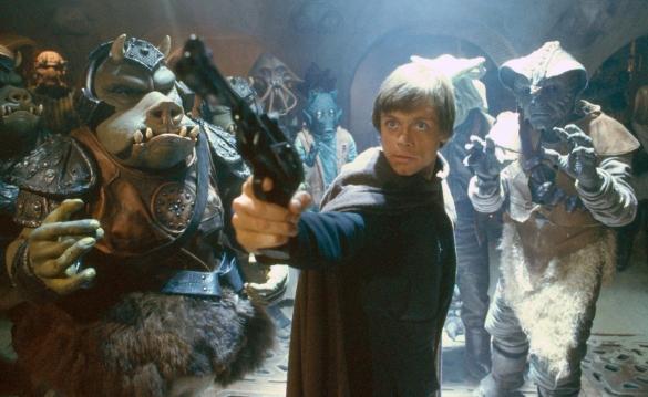 Watch your ass, Jabba