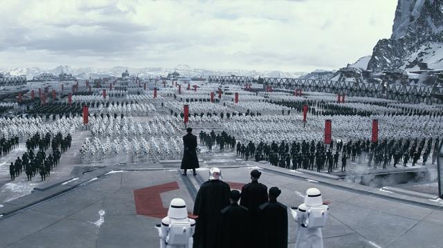 """We got Death Star, we got Death Star, we got Death Star"""