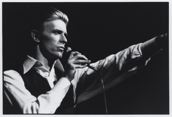 The Thin White Duke. How I'll always think of him. Listen to Station to Station. It is the only album that could be better than the Rolling Stones' Exile on Main St.