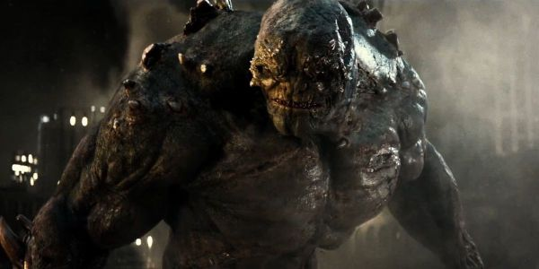 Where is Doomsday's dick?