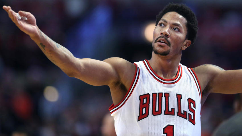 66fa92b4bae Hot Takes  Derrick Rose Trade Edition – The Beat