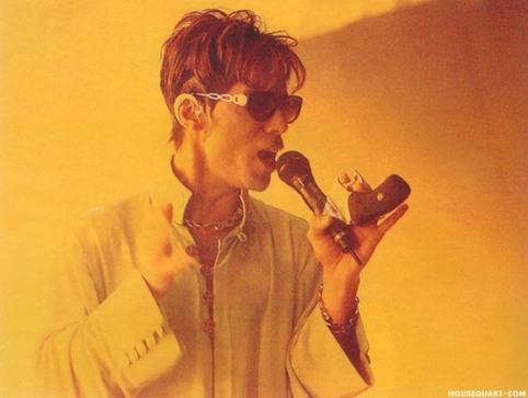 That gun microphone tho
