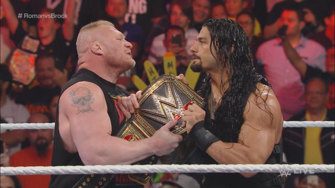 reigns and brock
